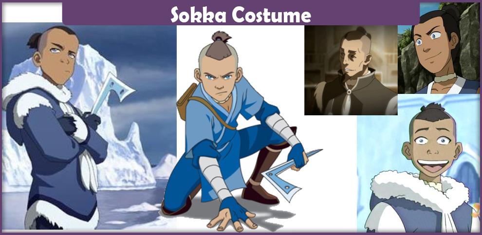 Sokka Costume - A DIY Guide - Cosplay Savvy