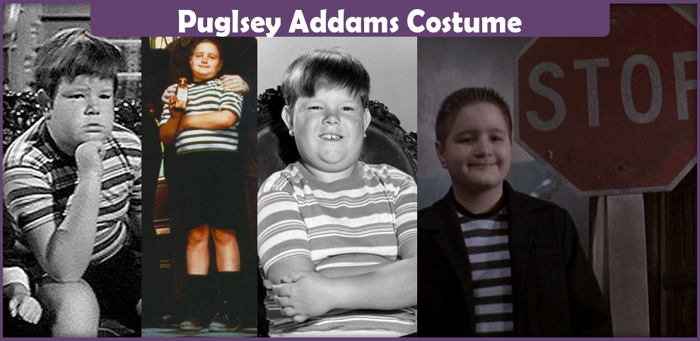 Pugsley Addams Costume - A DIY Guide - Cosplay Savvy