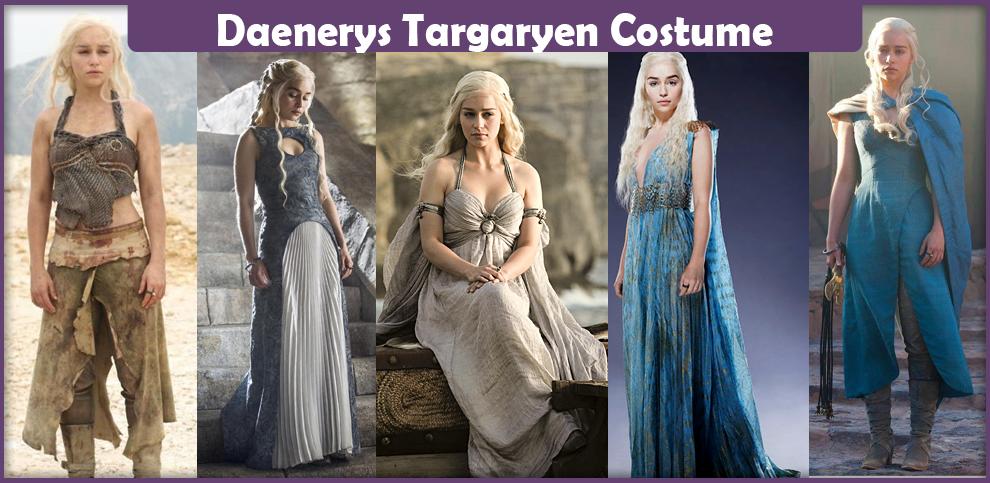Daenerys targaryen costume a diy guide cosplay savvy for Game of thrones daenerys costume diy