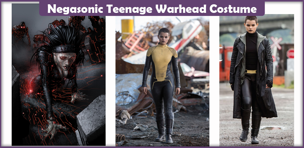 Negasonic Teenage Warhead Costume A Diy Guide Cosplay