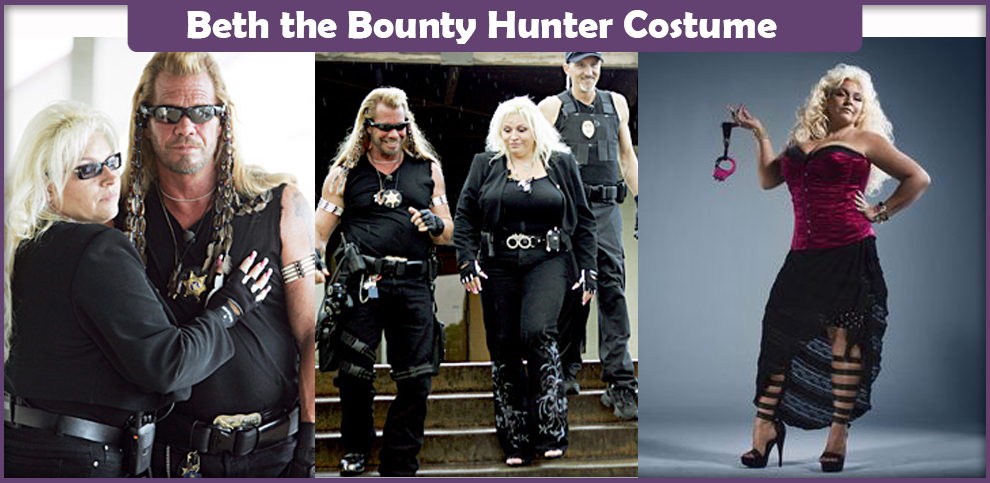 beth the bounty hunter costume a diy guide cosplay savvy