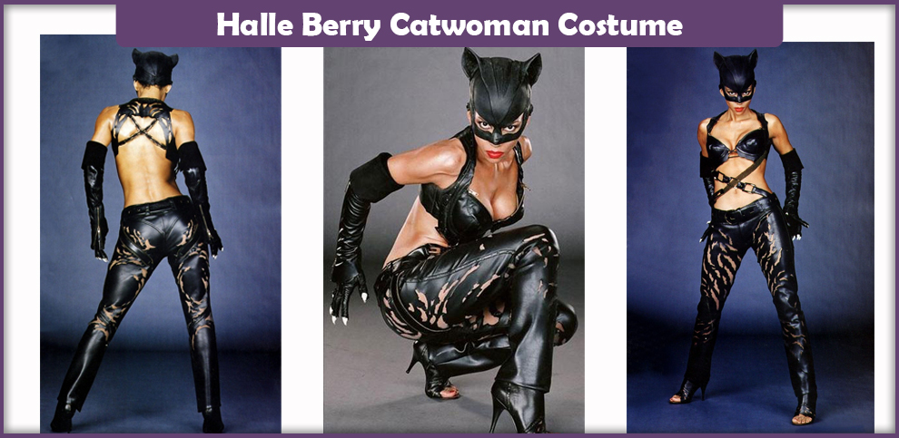 Halle Berry Catwoman Costume - A DIY Guide - Cosplay Savvy