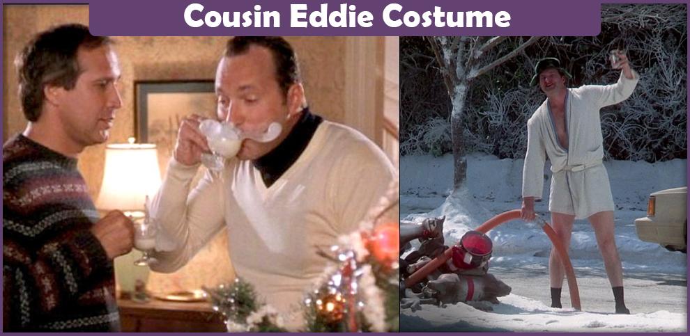Cousin Eddie Costume - A DIY Guide