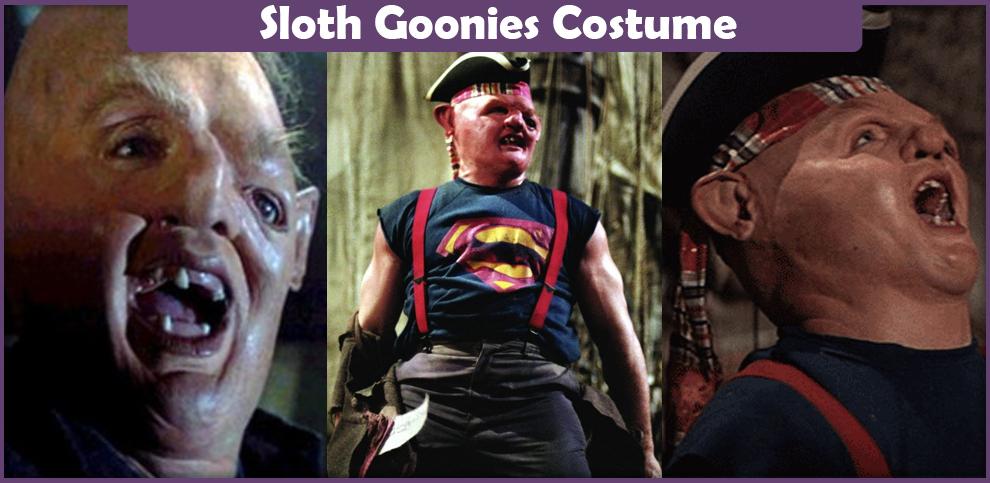 Goonies sloth