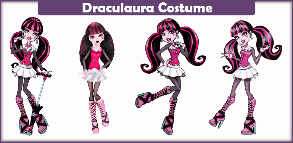 Draculaura Costume A Diy Guide Cosplay Savvy