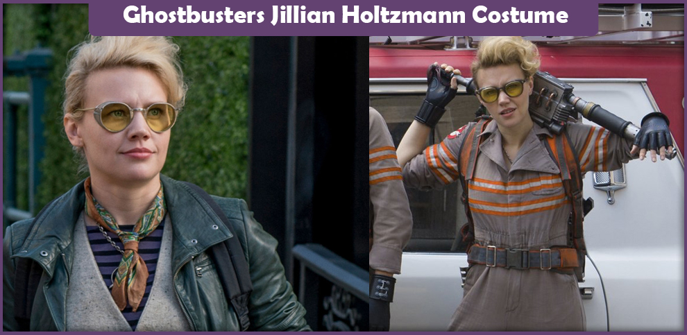 Deerskin leather driving gloves - Ghostbusters Jillian Holtzmann Costume A Diy Guide Cosplay Savvy