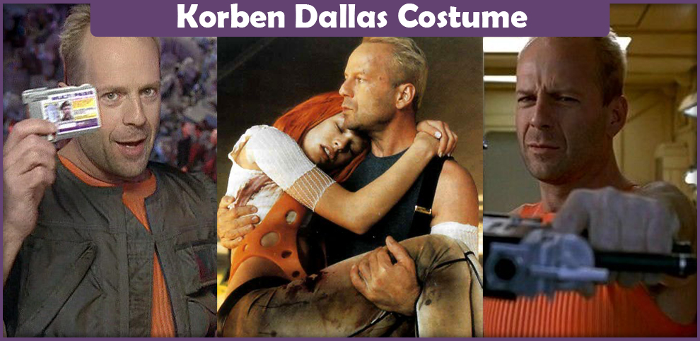 Korben Dallas Costume A Diy Guide Cosplay Savvy