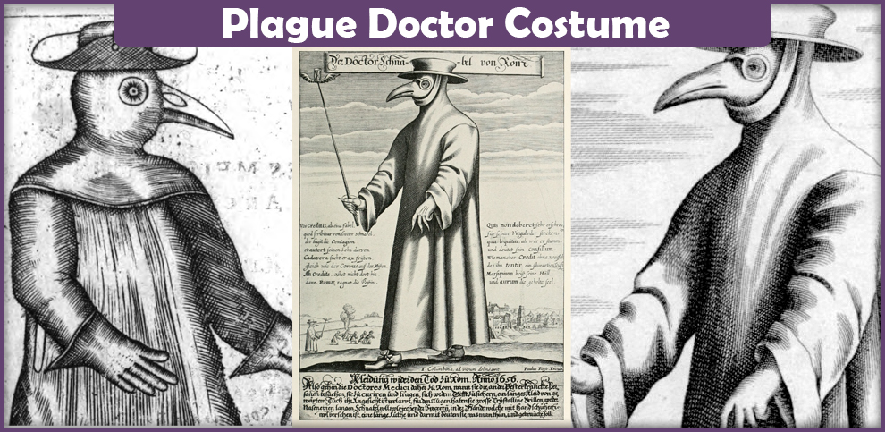 Mens Doctor Halloween Costume