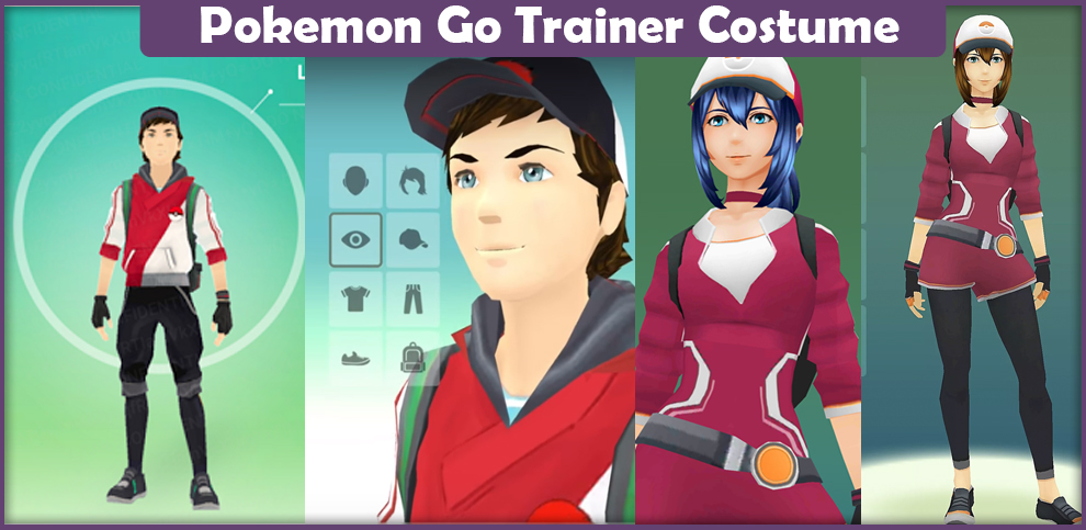 pokemon go trainer costume a diy guide cosplay savvy. Black Bedroom Furniture Sets. Home Design Ideas