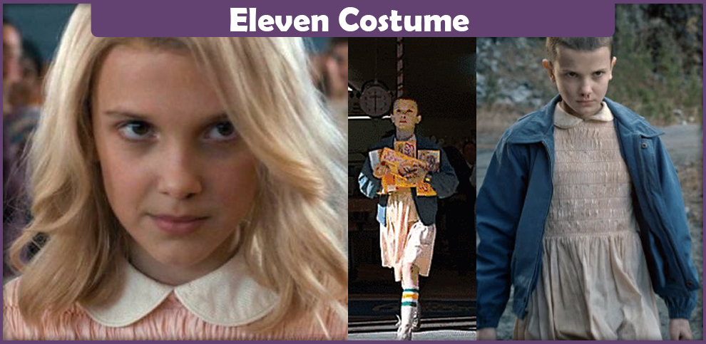 Eleven Costume A Diy Guide Cosplay Savvy