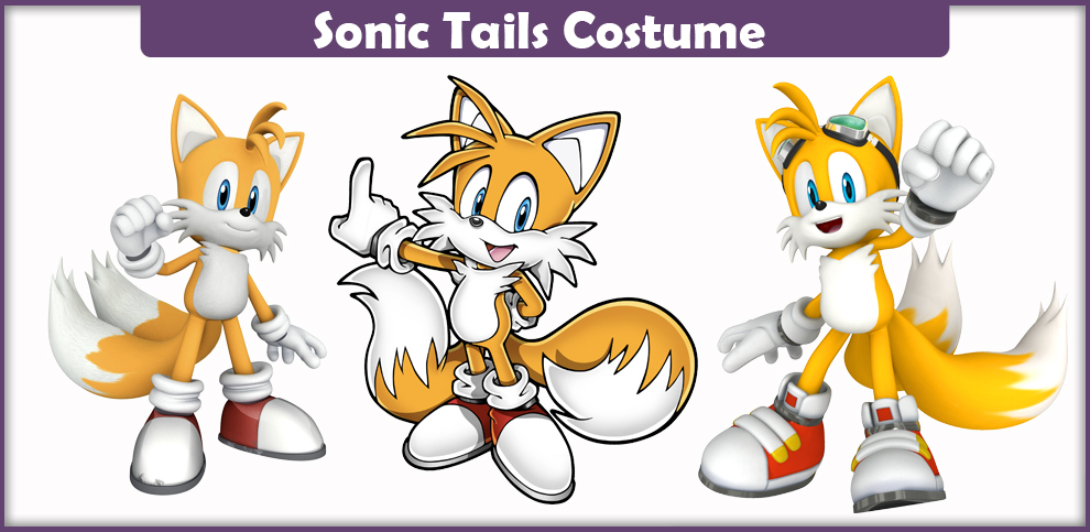 Sonic Tails Costume - A Cosplay Guide - Cosplay Savvy